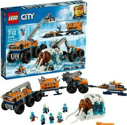 Lego 60195 - City Arctic Mobile Exploration Base - Brand New In Sealed Box