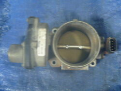 06 07 08 Ford Explorer Mercury Mountaineer Throttle Body 6l2e-cb 3v Oem 4.6 4.6l