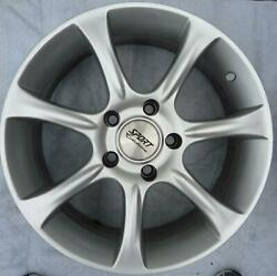 Sport Edition Jh3 16' Wheels With Center Caps Set Of 4