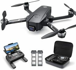 Holy Stone Hs720e/hs105 Drone With 4k Uhd Eis Camera Gps Quadcopter Foldable Fpv