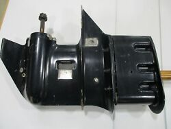 Evinrude - Johnson Outboard Lower Unit Off A 1997 Year Motor - Fits 9.9 Or 15 Hp