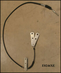 Alfa Romeo Gtv 1750 Hand Brake Cable. Includes Front Section