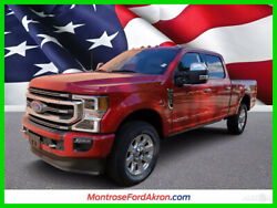 2020 Ford F 250 Platinum $81320.00