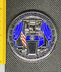 Us Secret Service Ud Special Operations Section Sos Usss Challenge Coin