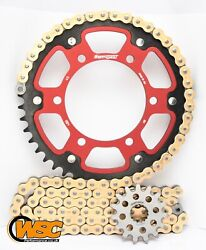 Supersprox Did Chain And Sprocket Kit Yamaha Mt09 Tracer 480.45r 1591.16 525vx118