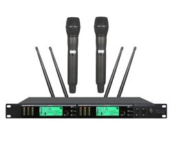 Stage Performance Home Party Show Rap Professional Microphone Wireless Dynamic