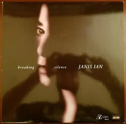 Janis Ian - Breaking Silence Limited Edition Numbered 0355 180g Vinyl Rock Lp