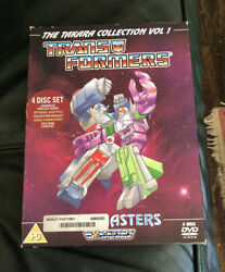 Transformers The Takara Collection Vol 1 Dvd
