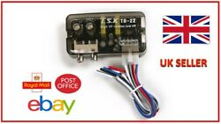 High To Low Level Rca Line Output Converter Inc Auto Remote Turn On 2 Channel