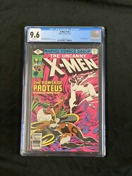 X-men 127 Cgc 9.6 The Power Of Proteus John Byrne Cover And Art