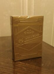VERY RARE New Gold Monarch Playing Cards Theory 11 Sealed $180.00