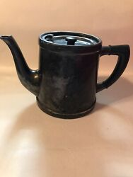 Vintage Teapot Benedict Indestructo For 1 Silver Plated Epns Bmm Patented 1356