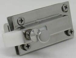 New Pw Brands Oem 316ss Stainless Steel Marine Boat Head Latch For 1/2 Doors ++
