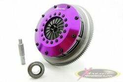 Xtreme Twin Plate Organic Clutch Kit To Suit Holden Ve Commodore 6.l L98
