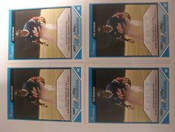 Tim Beckham 2007 Bowman Aflac Promotions Lot Of Four Rare