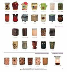 Scentsy Full Size Warmers RETIRED DISCONTINUED RARE YOU CHOOSE NEW IN BOX