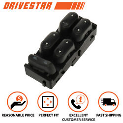 Drivestar 1l2z14529ba New Electric Power Window Master Control Switch For Ford