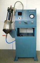 Hanmi Hydraulics Hdfd-1100 Air Operated Fuel Valve Test Device 900 Bar At 7 Bar