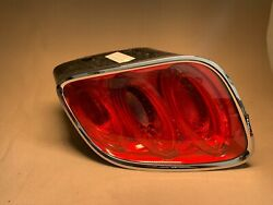 Bentley Mulsanne Us Version Tail Light 2010-2016 Right Side