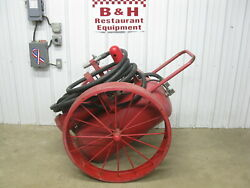 Badger Dry Chemical 350 Lb Wb492 Wheeled Fire Extinguisher