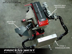 Process West Stage 3.2 Intercooler Packages Fit Ford Ba / Bf