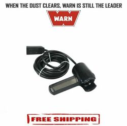 Warn Winch Remote Hand Held Controller For Ce M8000 And Ce M8274 Winches - 38626