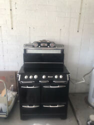 1940's Vintage O'keefe And Merritt Stove 36 Inch