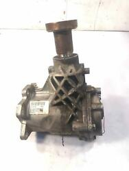 2012 2013 Volvo Xc60 Awd Transfer Case Angle Gear Assembly 34k Miles