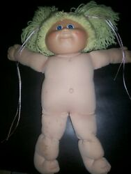 Vintage Cabbage Patch Doll One Owner Birth/adoption Paper Work Andree Henka