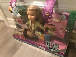 """Brand New Bfc Ink Kaitlin 18"""" Doll 2 Outfits Boots Purse Diary With Lock"""