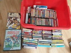 Over 80x Commodore 64/128 Games, From £1.94 Each With Free Postage, Trusted Shop