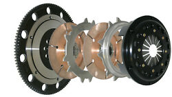 Competition Clutch Twin Disc For 92-93 Acura Integra 1.8l B18 And 1.7l B17