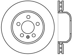 Stoptech 126.34131sr Stoptech Sport Rotor