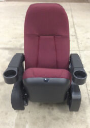 1 Rows Of 5 Chairs .. New Movie Cinema Seats Rocking Rocker Home Theater Seating