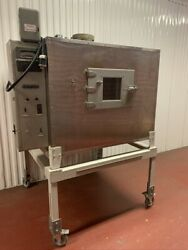 National Mfg Co. Reel Steam Oven - Electric 1 Phase