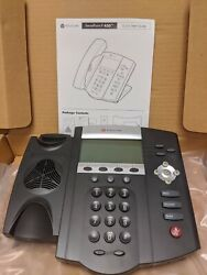 Polycom Soundpoint Ip 450 With Power Supply 10 Pack