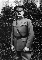 General John J Pershing Glossy Poster Picture Photo Banner Print Ww1 Wwi 6397