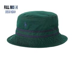 New Polo Ralph Lauren Men`s Cotton Chino Mens Cap Bucket Hat $28.95