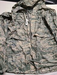 Us Military Orc Industries Improved Rainsuit Parka Xs