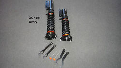 Ksport Coilovers Full Kit Adjustable Coilover Suspension Fit Camry Acv30
