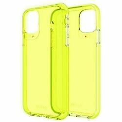 Gear4 Crystal Palace Series Case For Apple Iphone 11 Pro 5.8 – Neon Yellow