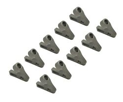 10 Center Cut, Rotating Bit Holders, 135316, For Many Small Chain Trenchers