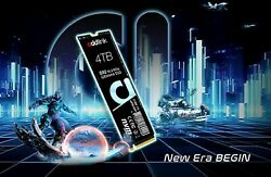 Addlink S92 4.0tb Ssd Nvme Pcie Gen4x4 M.2 2280 3d Qlc Nand Solid State Drive