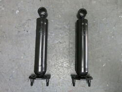 1966 Mustang K Code Autolite Front Shocks Dated C6zf
