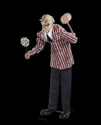 Halloween Animatronic Candy Creep Electric Animated Halloween Prop Thd O13