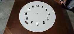 Lackner Standard Replacement Reproduction Neon Clock Face.
