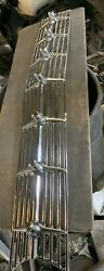 1959 Chevy Impala Conv Front Rechomed Grill Original