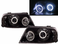Mariner 04-07 Facelifted 5d Ccfl Projector Feux Avant Phare Bk For Mercury Lhd