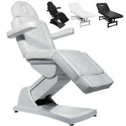 Electric Facial Chair Massage Table Bed Spa Salon Stylist Chair Beauty 4 Motors