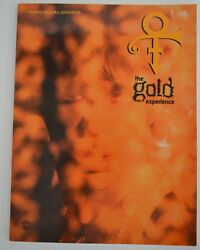 - The Gold Experience - Piano / Vocal / Chords 1996 Songs / Music Book